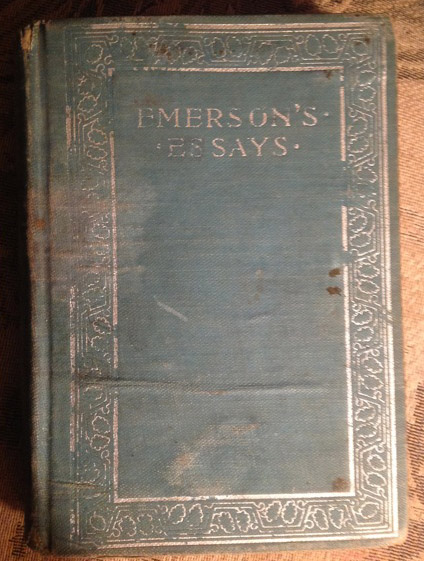 Emerson essays first series altemus