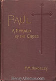 Paul A Herald of the Cross